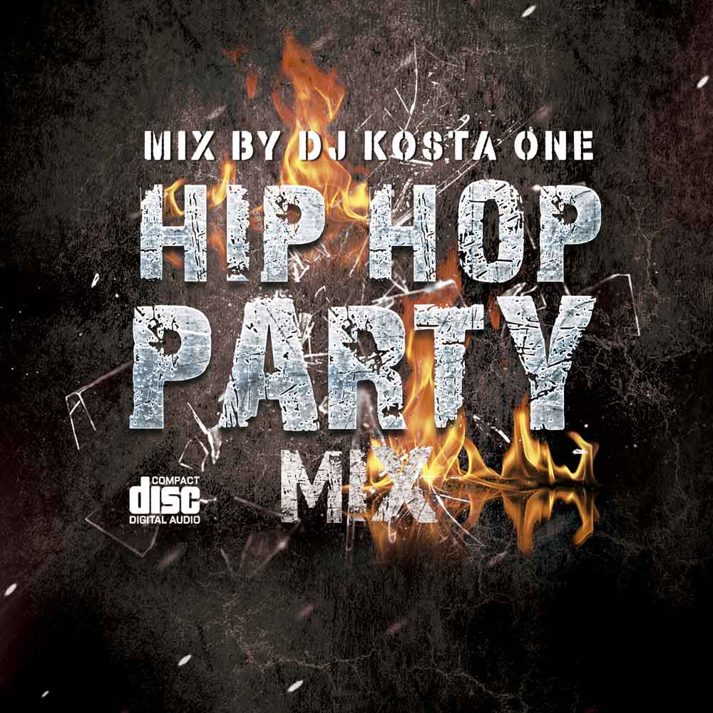 Hip Hop Party mix by Dj Kosta