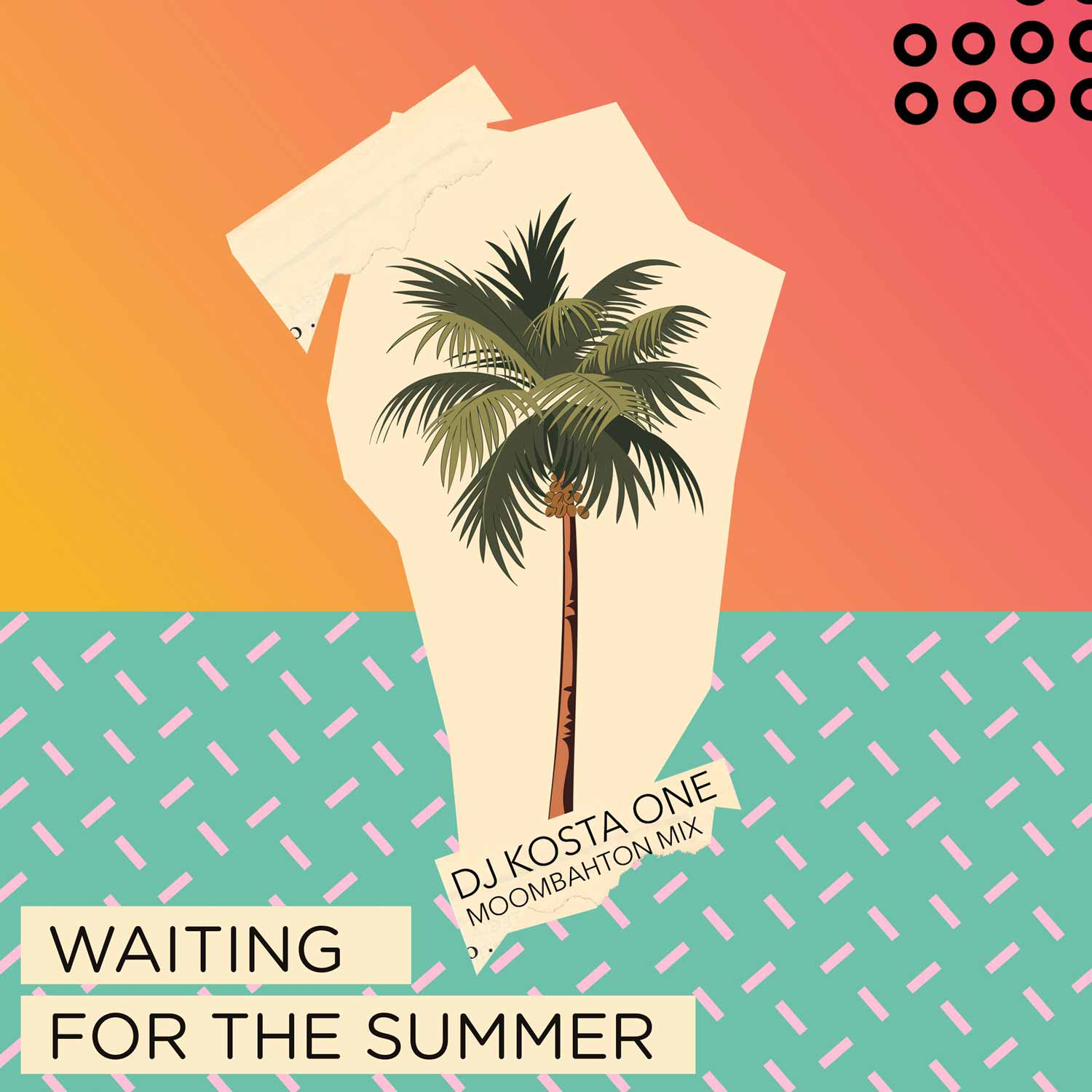 Wait-for-Summer-mix-by-DJ-Kosta-One-mp3-image